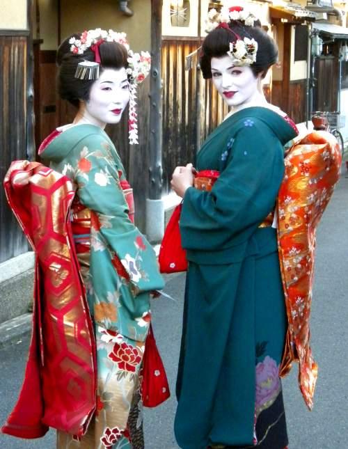 着物-体験-京都-外国-人