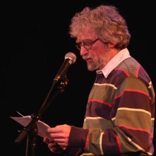 Tom Wayman reading at the Calgary Spoken Word Festival