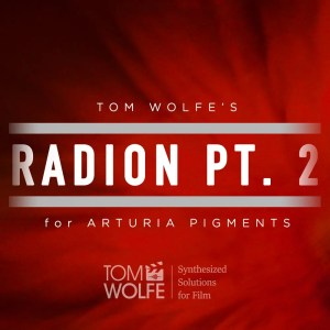 Radion Pt. 2 for Pigments