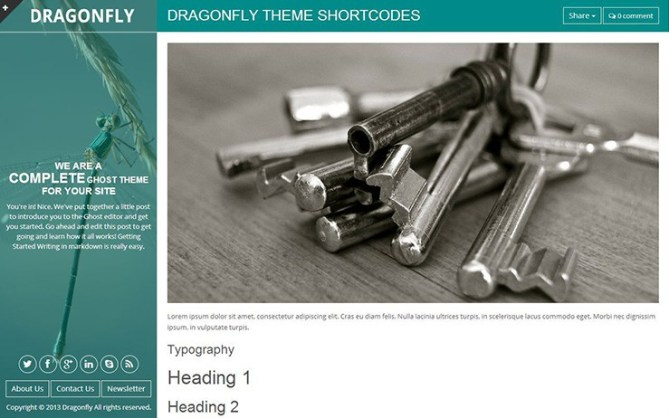 8월의 테마포레스트 무료테마 DragonFly 화면 미리 보기 3 - PC (Desktop) themeforest-august-free-theme-dragonfly-download-review-screenshot-desktop-post-detail-740