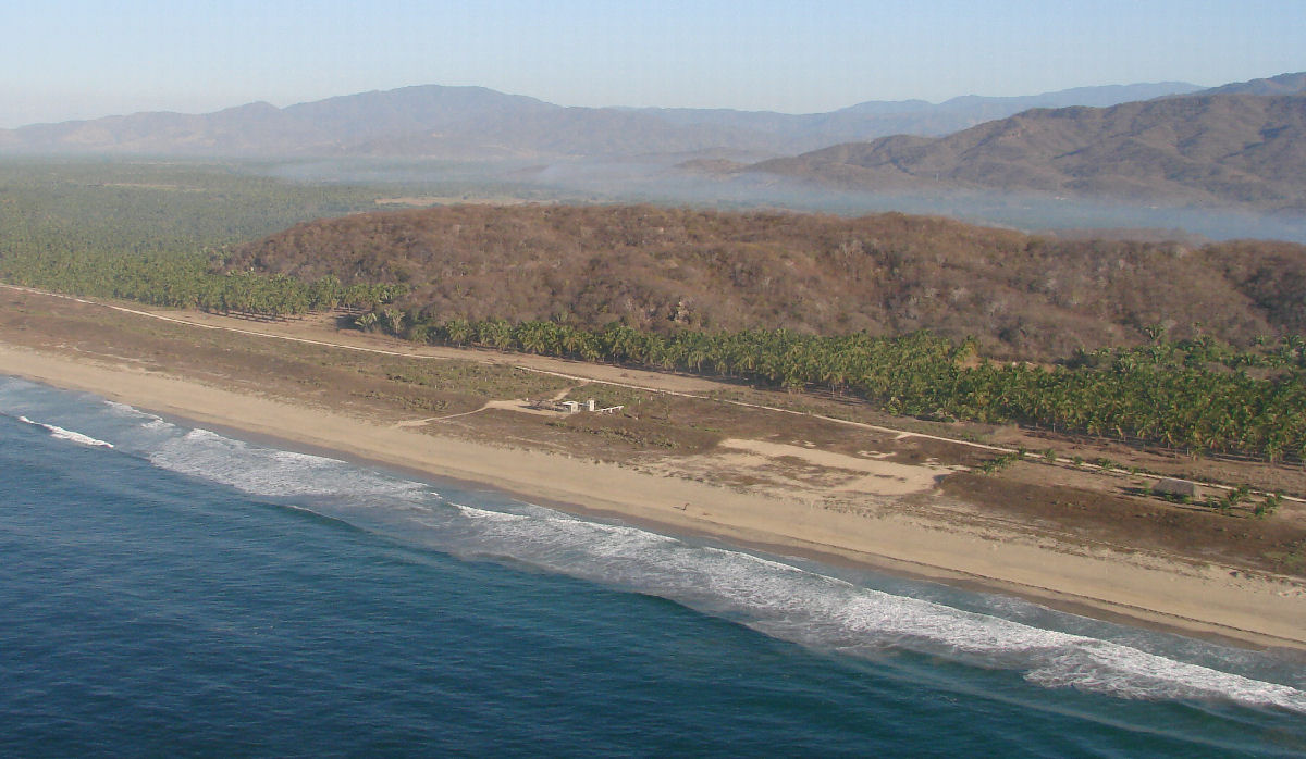 Playas Of Oaxaca La Palma