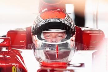 Ferrari F1 driver