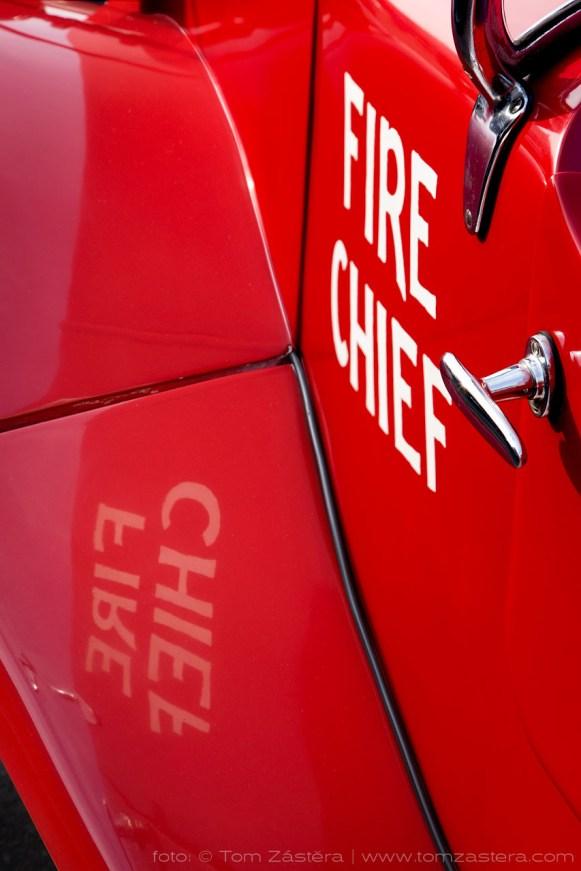 Velitel hasičů