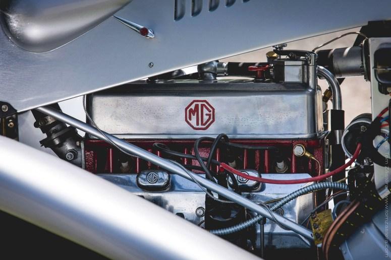 Motor MG