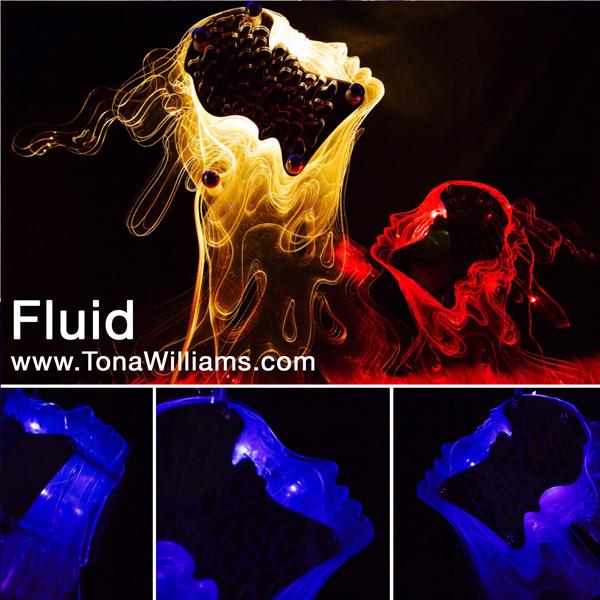 """""""Fluid"""" by Tona Williams"""