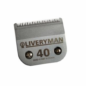 peigne liveryman veterinaire 0.25mm