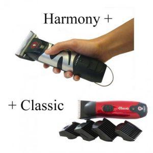 Harmony Plus et Classic de finition