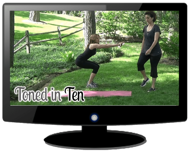 Toned In Ten  Image of video monitor2