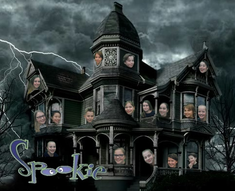 Spookie flyer