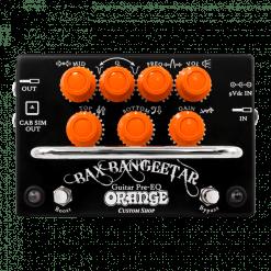 Orange BAX BANGEETAR Pre EQ (Black)