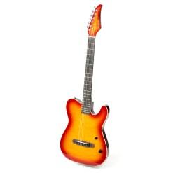 Baracuda Nyloncaster Nylon Electric Guitar Sunburst