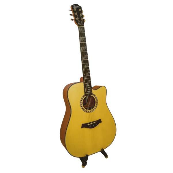 Western guitar set fra siden