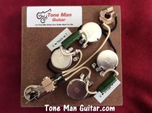 Upgrade Guitar Wiring Harness Kits Gibson Epiphone Fender