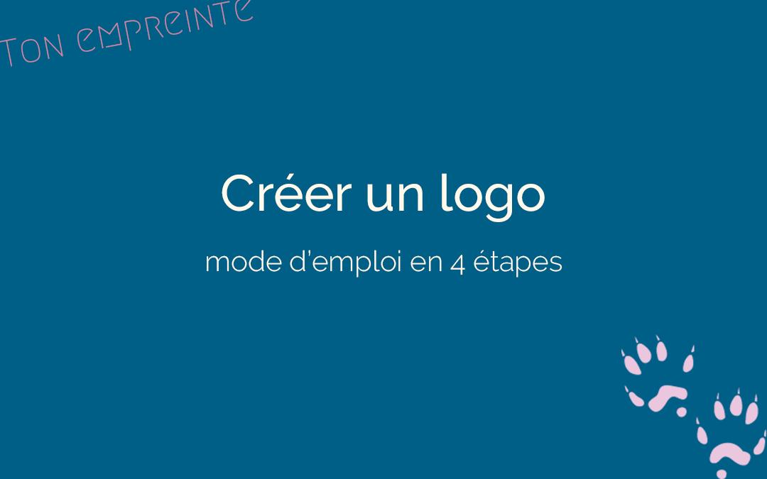 Créer un logo : mode d'emploi en 4 étapes