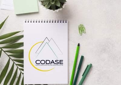 CODASE : identité visuelle