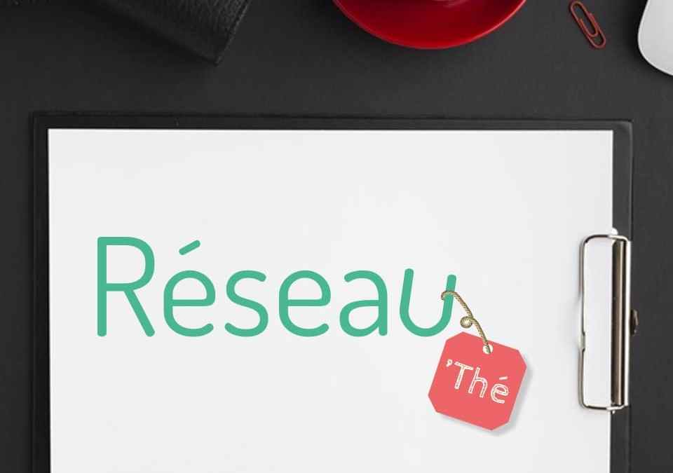 Réseau'Thé : Logo et Facebook