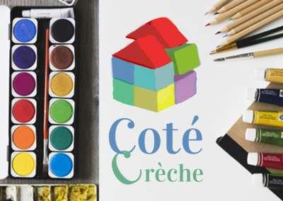 Logo Côté Crèche