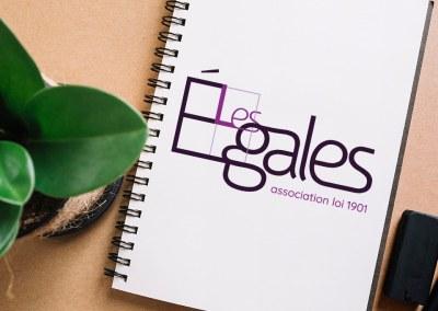 Les égales : refonte du logo de l'association