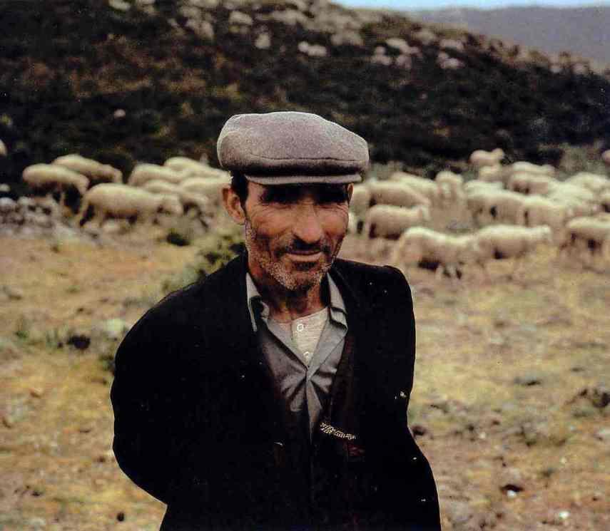 Pastore Turiddu sardo