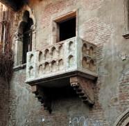 balcone romeo e giulietta