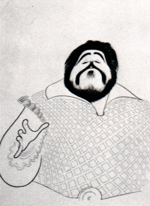 Pavarotti Style