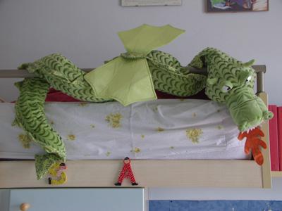 Sono un drago a letto