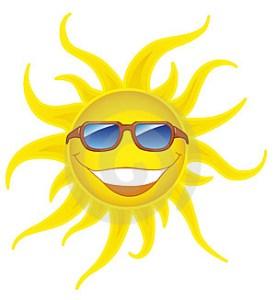 sole-sorridente-con-gli-occhiali-da-sole