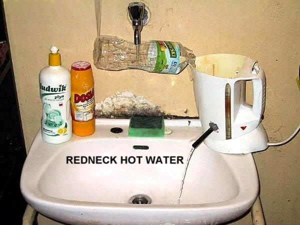 Gestione acqua calda