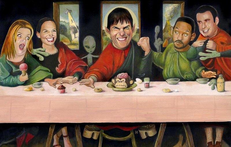 Ultima cena Scientology