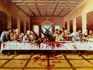 Ultima cena Satana
