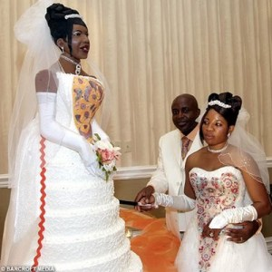 Torte da matrimonio particolari