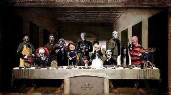 last supper monster