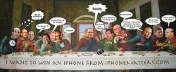 30032012: Ultima cena Steve Jobs