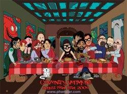 16032012: Ultima cena South Park Style