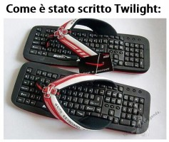 19112012: La saga di Twilight la trama