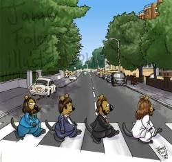 10042013: Abbey Road Topi