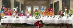 19042013: Ultima cena Muppets