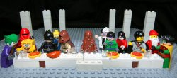 26042013: Ultima cena Lego Star Wars