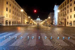 Abbey Rome_ I puffi