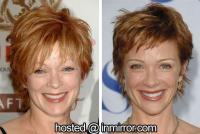 Frances Fisher & Lauren Holly