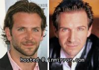 Bradley Cooper & Ralhp Fiennes
