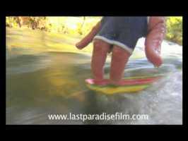 Surfing finger
