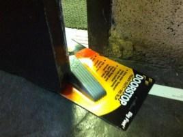 lazy-doorstop
