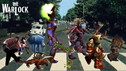 18122013: Abbey Road war world of warcraft