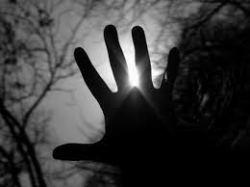 27012014: Il vecchio che va verso la luce