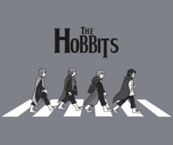 22012014: Abbey Road the Hobbits