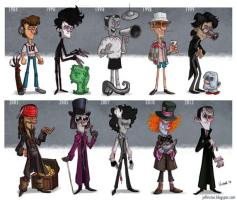 johnny-depp-characters