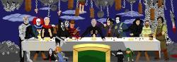 10042015: Ultima cena Pure Evil