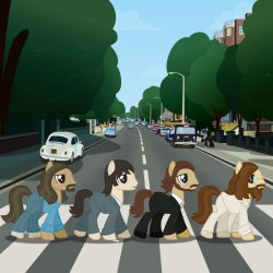 08042015: Abbey Road Ponyficati