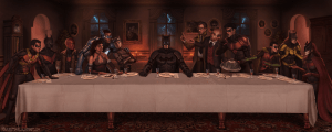 the_last_supper_at_wayne_manor_by_forrestimel-d7491jo